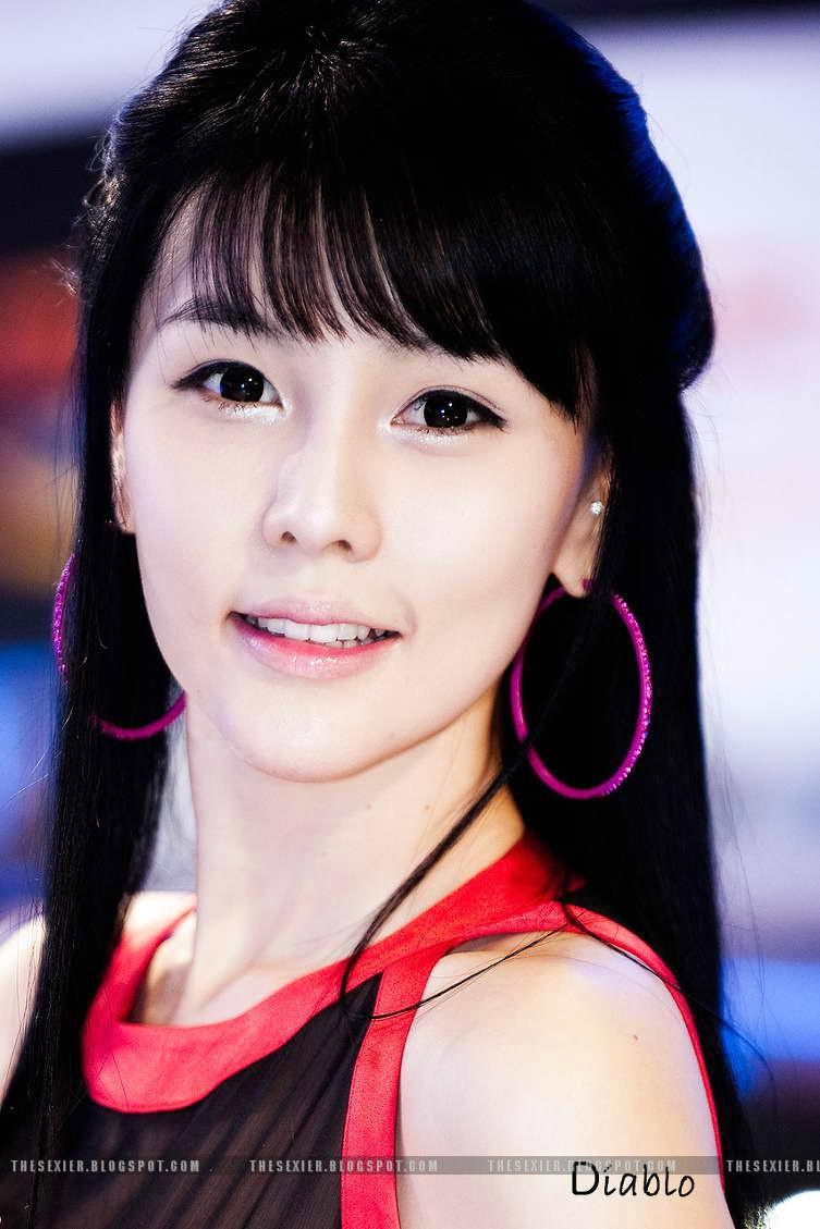 Model Lee Hyun Ji Yg Kplus: Korean Model Lee Ji Woo