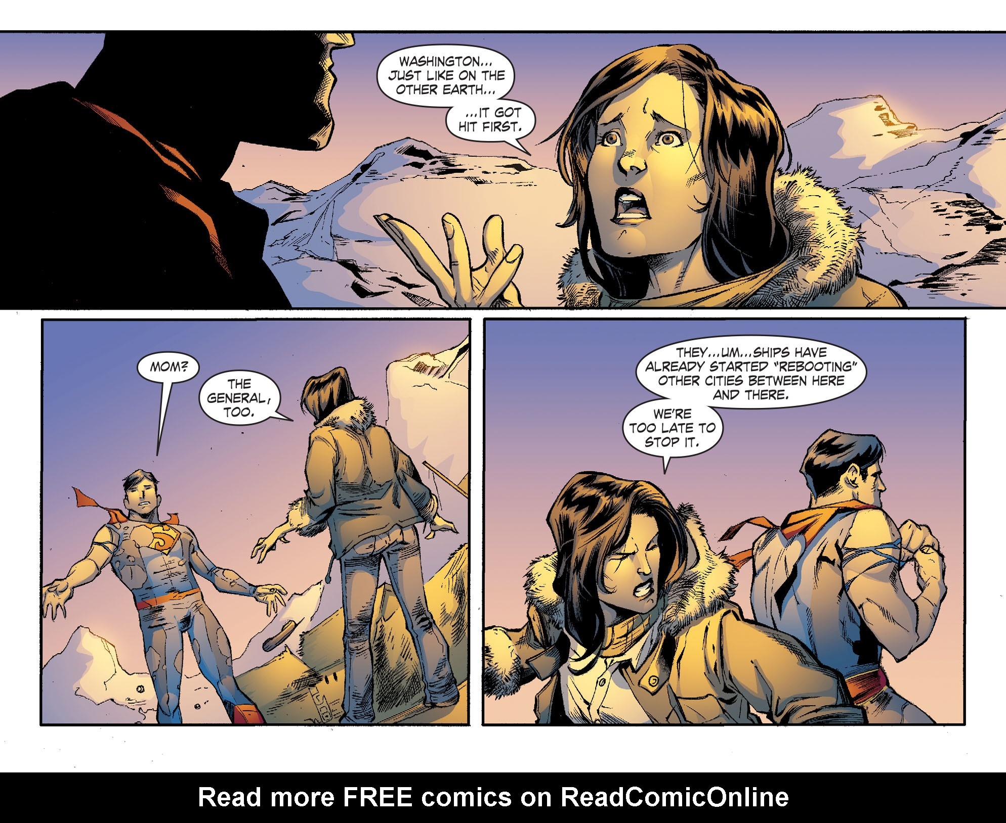 Read online Smallville: Continuity comic -  Issue #1 - 20