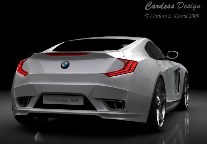 BMW M6 0 60 >> Otomotif New Bmw M6 Concept Wallpapers Stills And Images