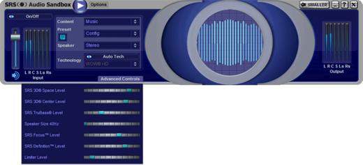 V1.10.2.0 AUDIO SANDBOX TÉLÉCHARGER SRS