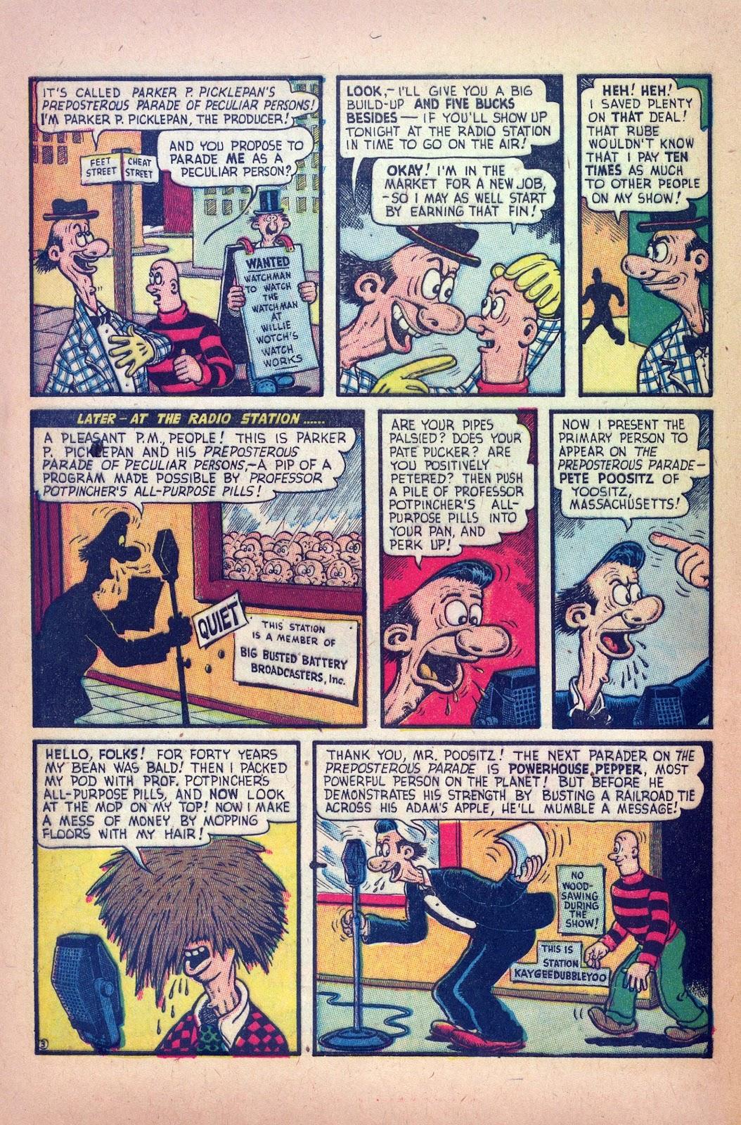 Read online Joker Comics comic -  Issue #18 - 28