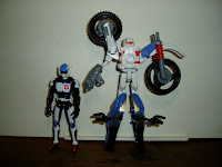 Energon High Wire Robot with Kicker