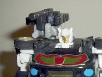 Ricochet Shoulder Weapon