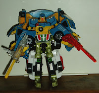 Nightbeat combined with Downshift