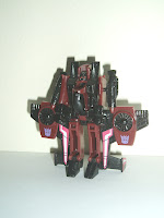WST Thrust Robot mode