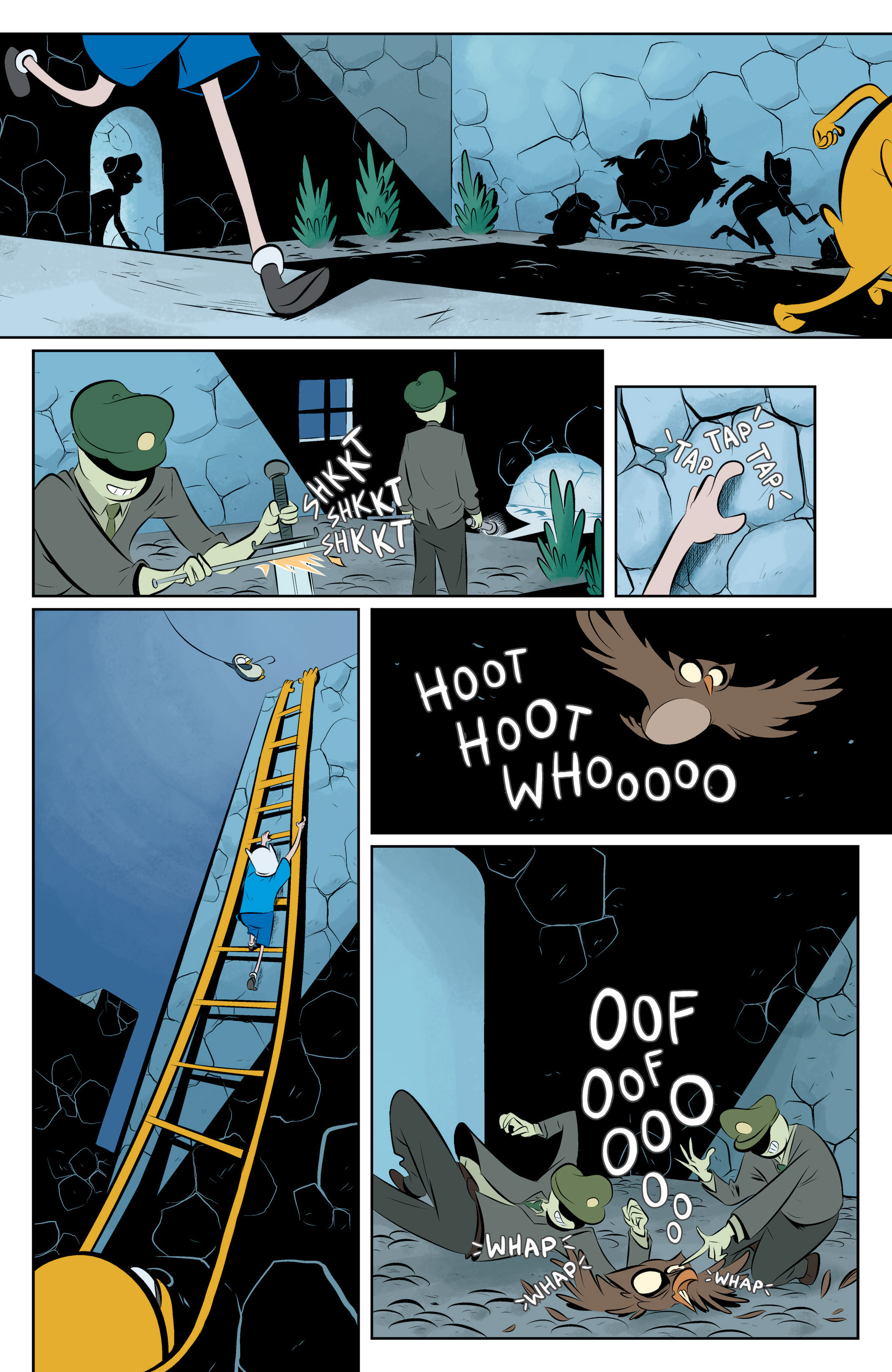 Read online Adventure Time: The Flip Side comic -  Issue #2 - 7