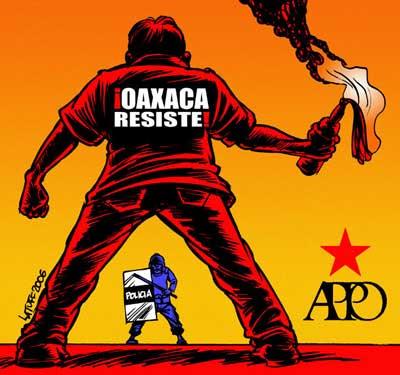 oaxaca lucha