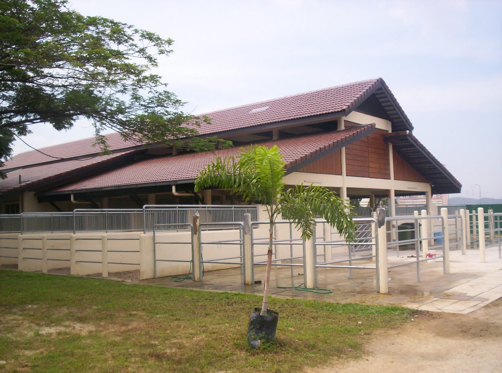 K Design And Art The Royal Selangor Equestrian Academy
