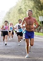 Frank Shorter, 1972 Gold medal winner marathon