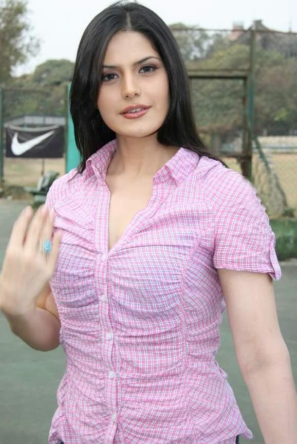 Latest Zarine Khan Photo Shoot - All Hot Celebrities