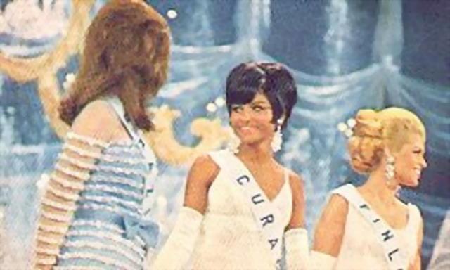 Anne Marie Braafheid - Miss Universe 1968 1st runner-up | Héctor