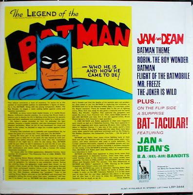 jan and dean meet batman record player