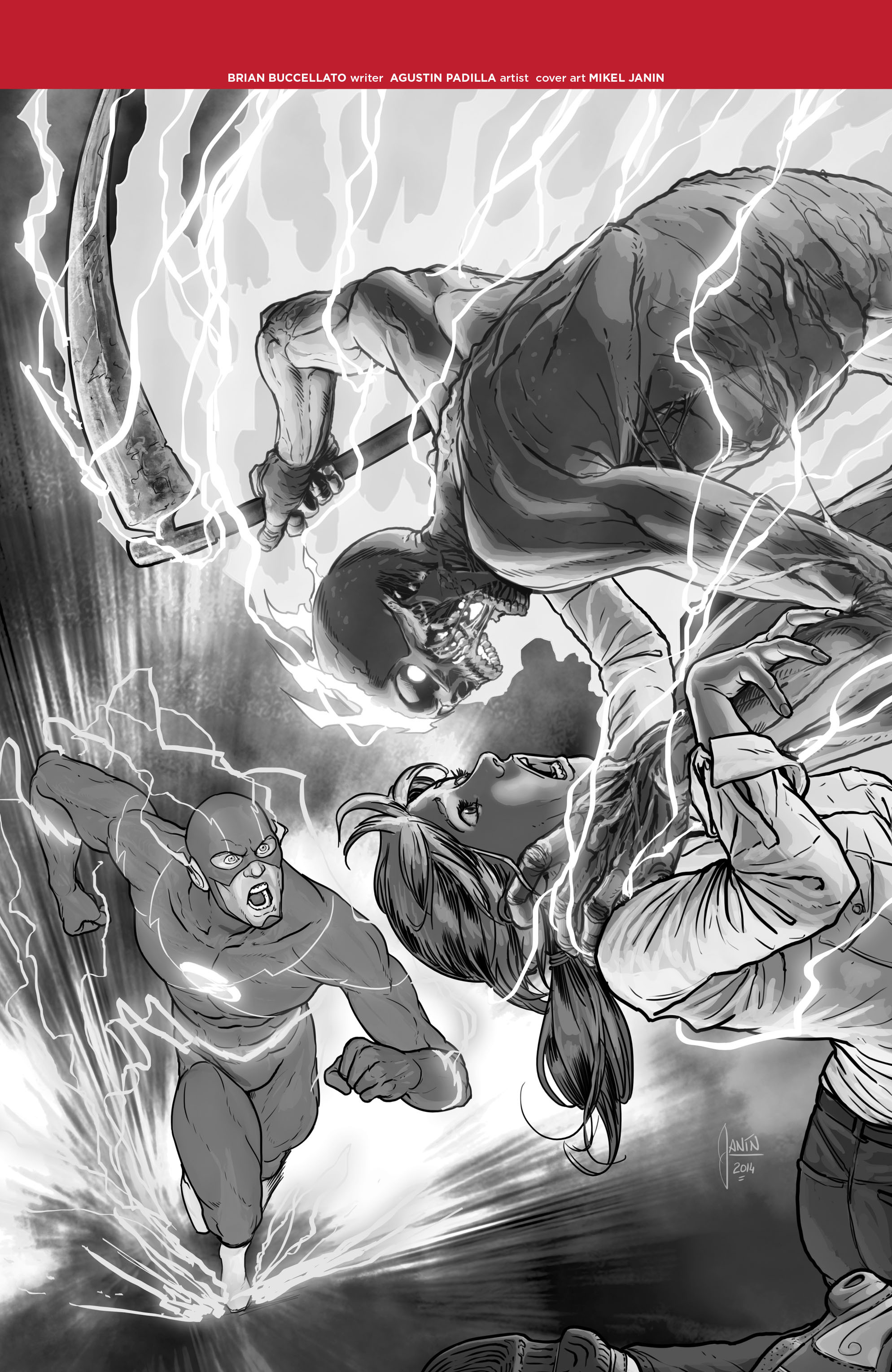 Read online The Flash (2011) comic -  Issue # _TPB 5 - 105