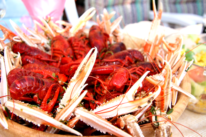 ::SWEDISH CRAYFISH PARTY- SVENSK KRÄFTSKIVA