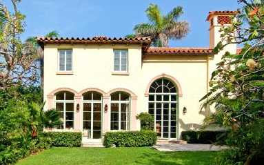 Renovated Condo In Former Palm Beach 1920 S Prize Winning Mansion For