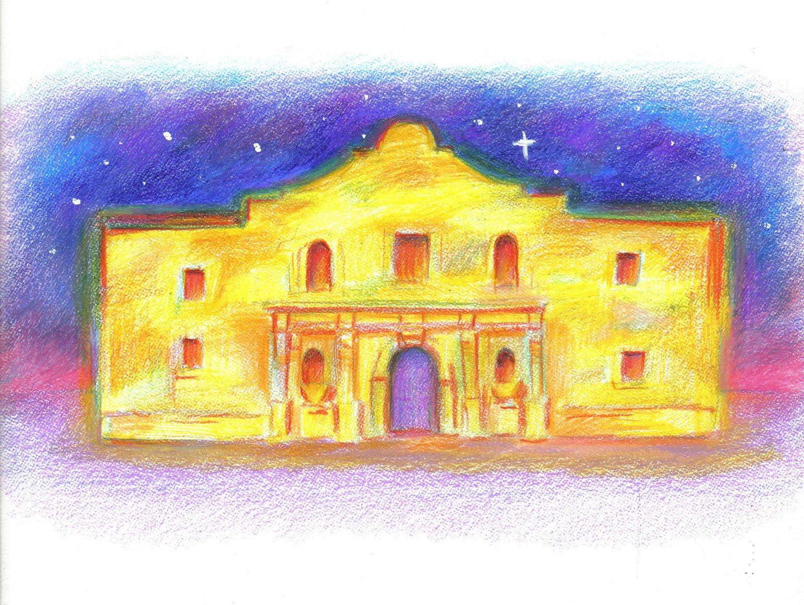 Alamo Art