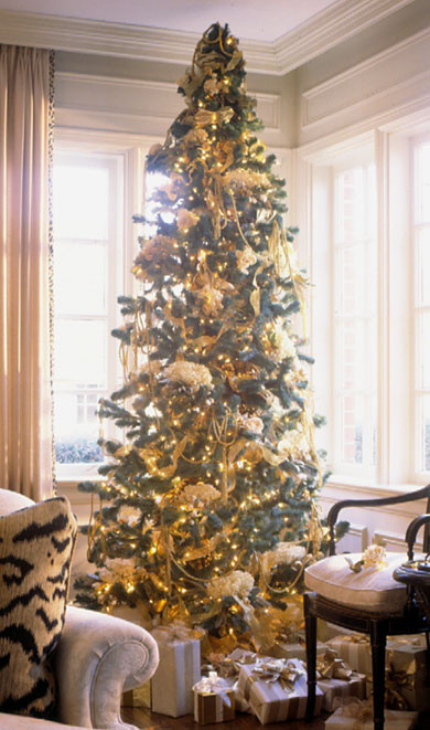 Decorating Your Christmas Tree with Ribbon | Michelle ...