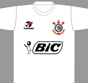 Em 1984 a camisa foi ocupada por 3 patrocinadores diferentes 190c32e07c078