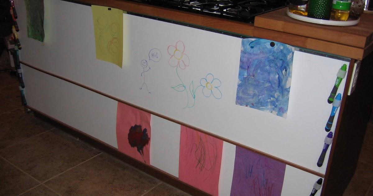 Kitchen Island Cover Panels