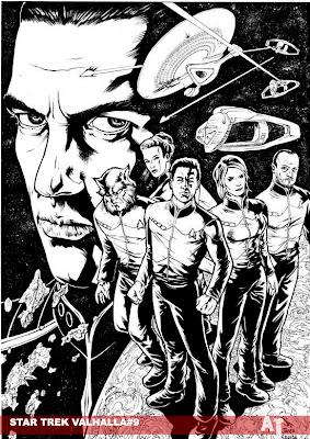 Star Trek Action Tales - Javier Aranda
