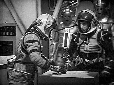 Say; Hello Spaceman: Doctor Who: The Wheel in Space (1968)