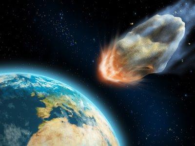 LEARN-->BOOM: HITTING EARTH.,