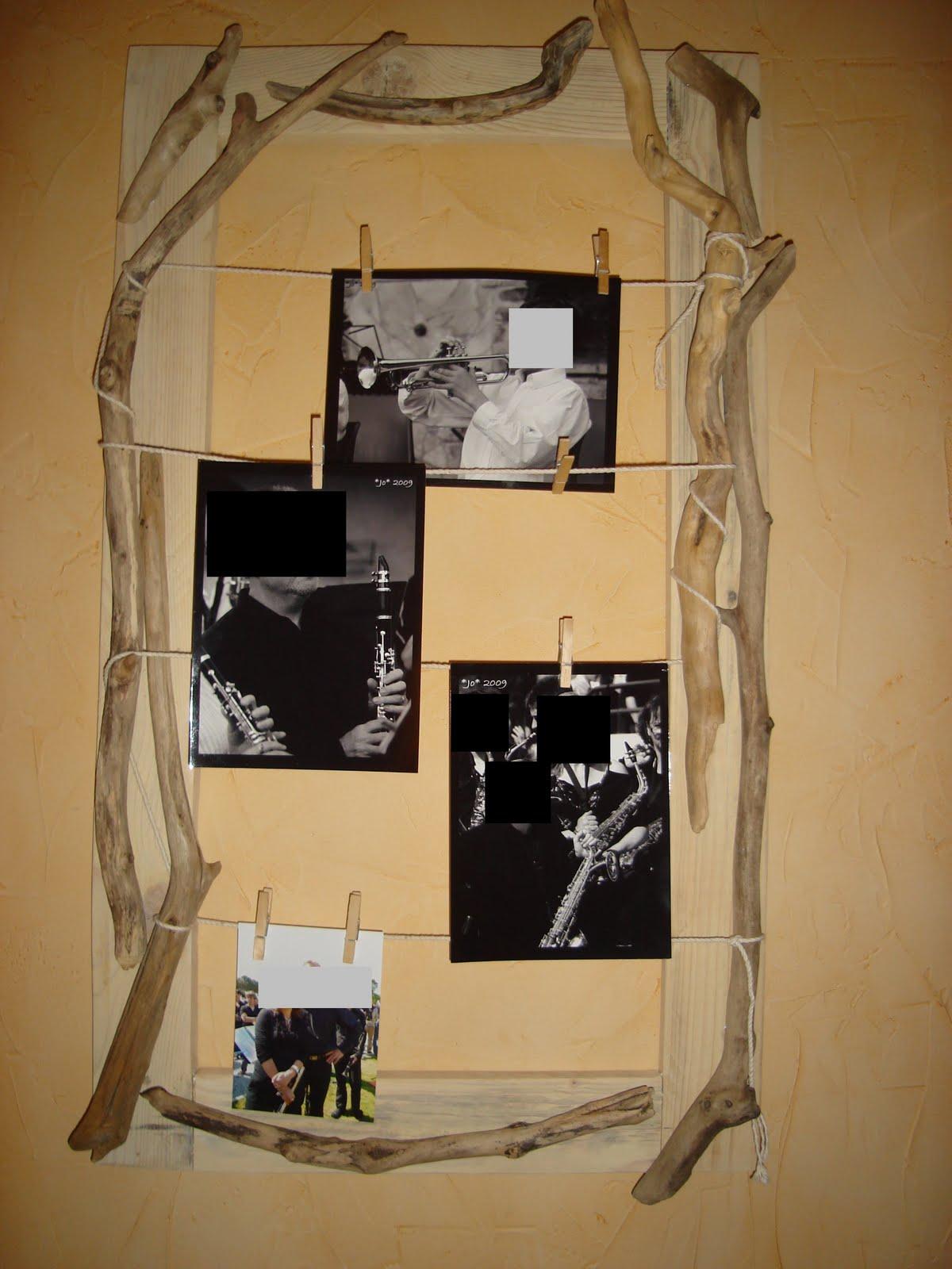 esprit recup 39 porte photos et pele mele. Black Bedroom Furniture Sets. Home Design Ideas