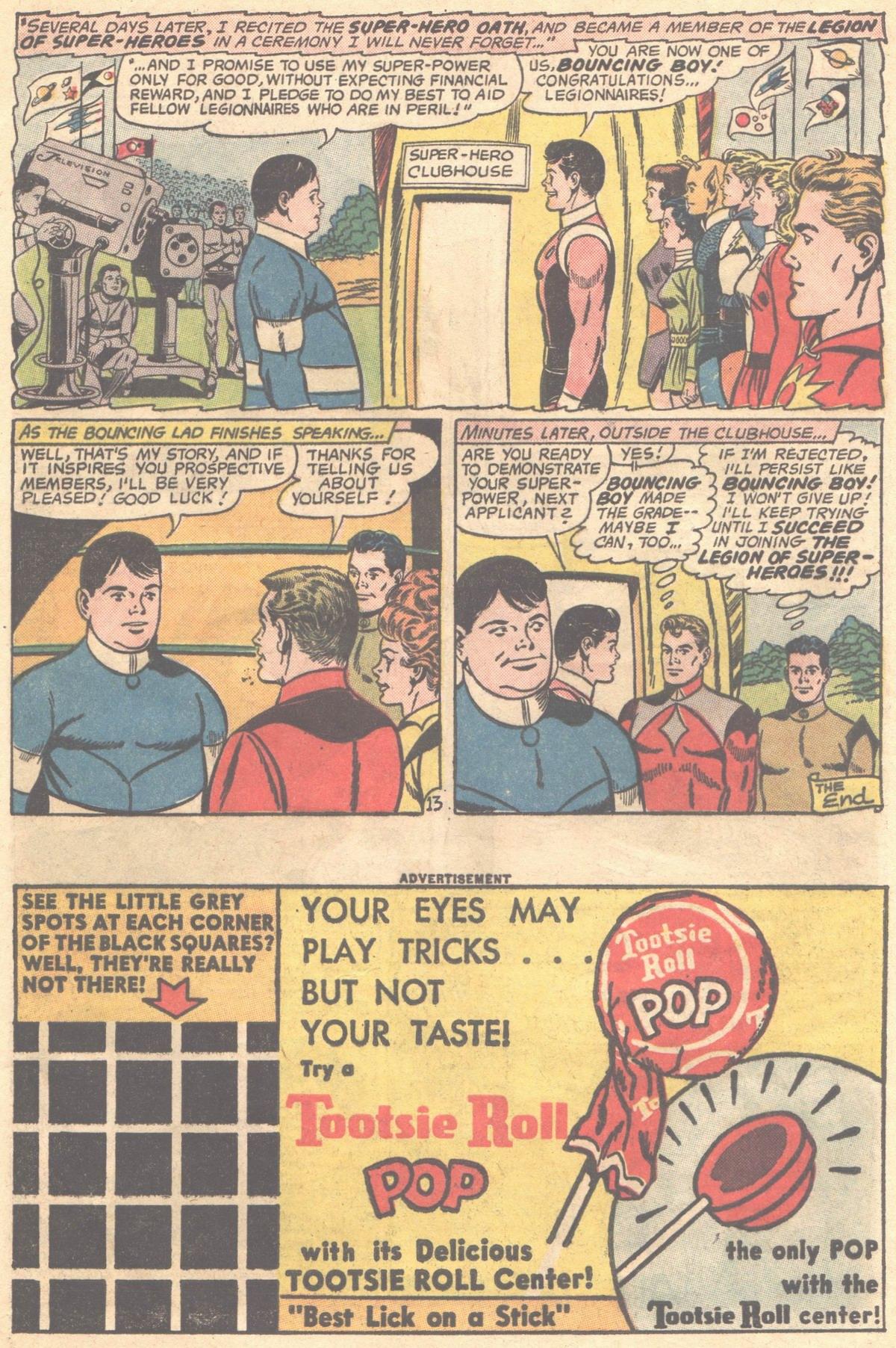 Read online Adventure Comics (1938) comic -  Issue #498 - 24