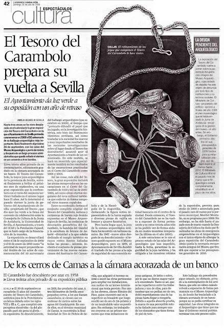 [2009+07+26+CORREO+ANDALUCÃ A+EL+TESORO+DEL+CARAMBOLO+PREPARA+SU+VUELTA+A+SEVILLA.jpg]
