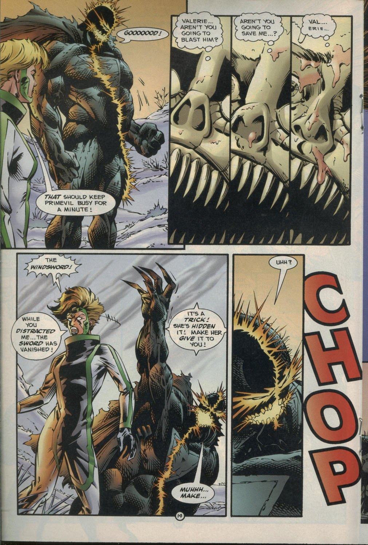 Read online Godwheel comic -  Issue #2 - 17