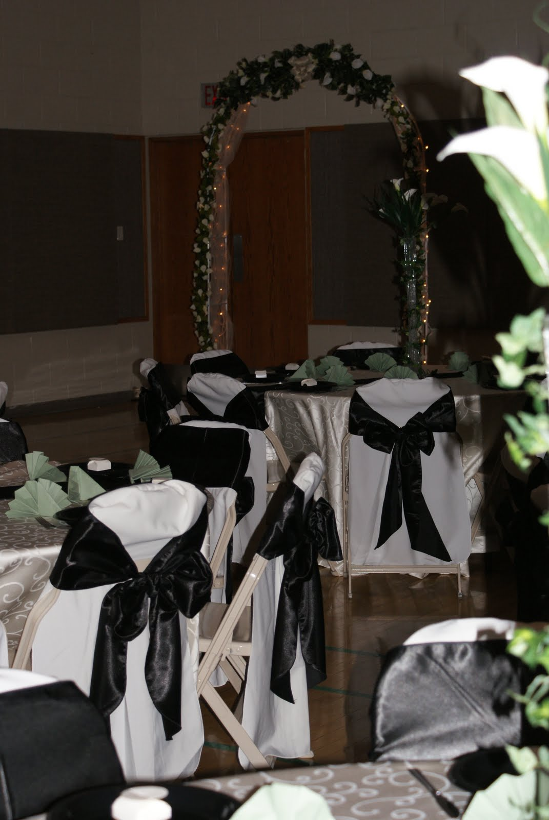 anna chair cover & wedding linens rental burnaby bc video game chairs walmart memorable moments decor rentals ivory black and sage