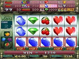 I cinesi vincono sempre alle slot machine