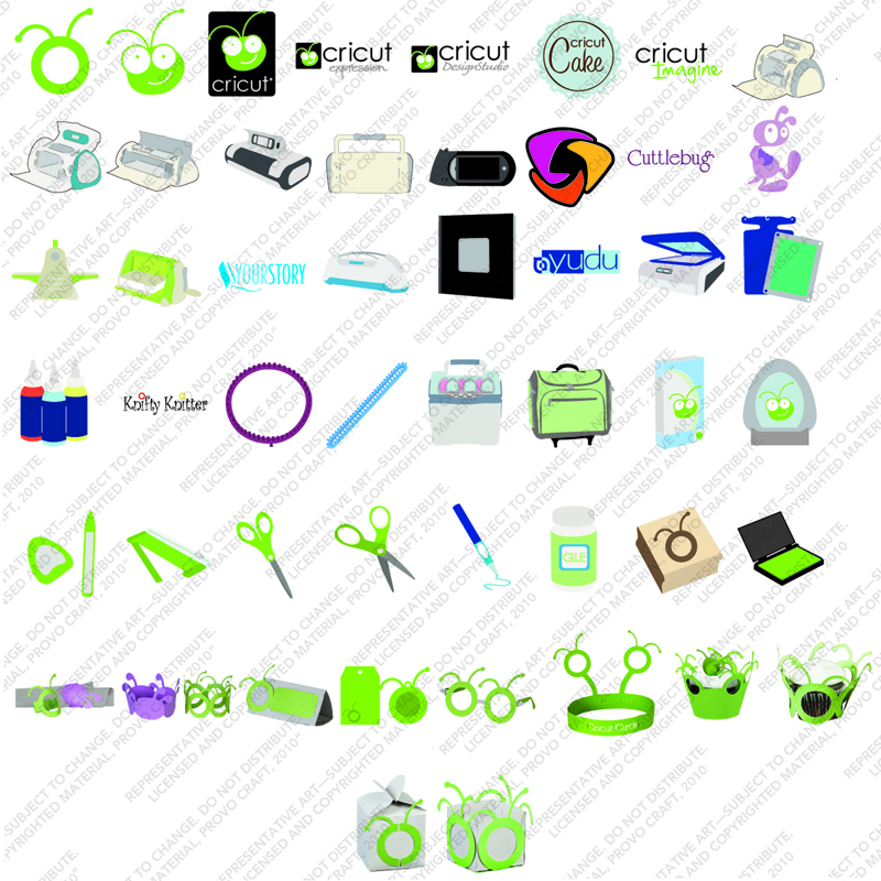 Cricut Design Studio Cartridge