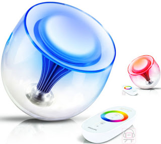 Philips Living colors. Colores a la carta
