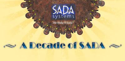 SADA Systems Inc. celebrates its 10th anniversary