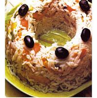 Como preparar rosca de arroz a la griega