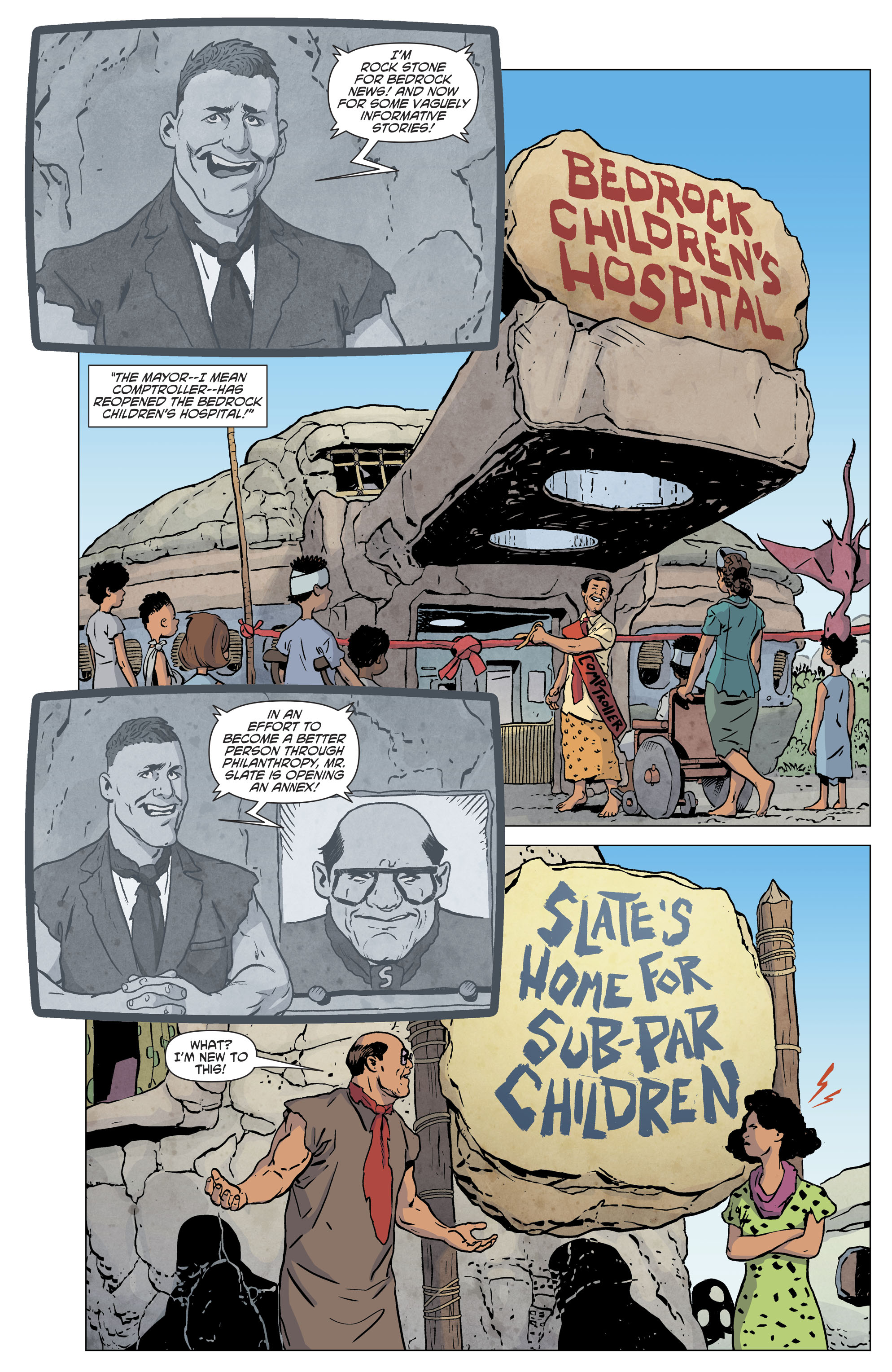 Read online The Flintstones comic -  Issue #12 - 7
