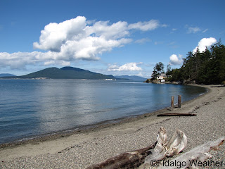 From Washington Park, Anacortes
