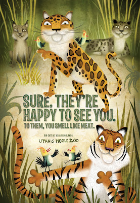 Electronic Cerebrectomy Cute Hogle Zoo Ads