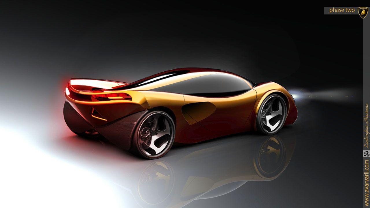 Lamborghini Minotauro Concept 2020