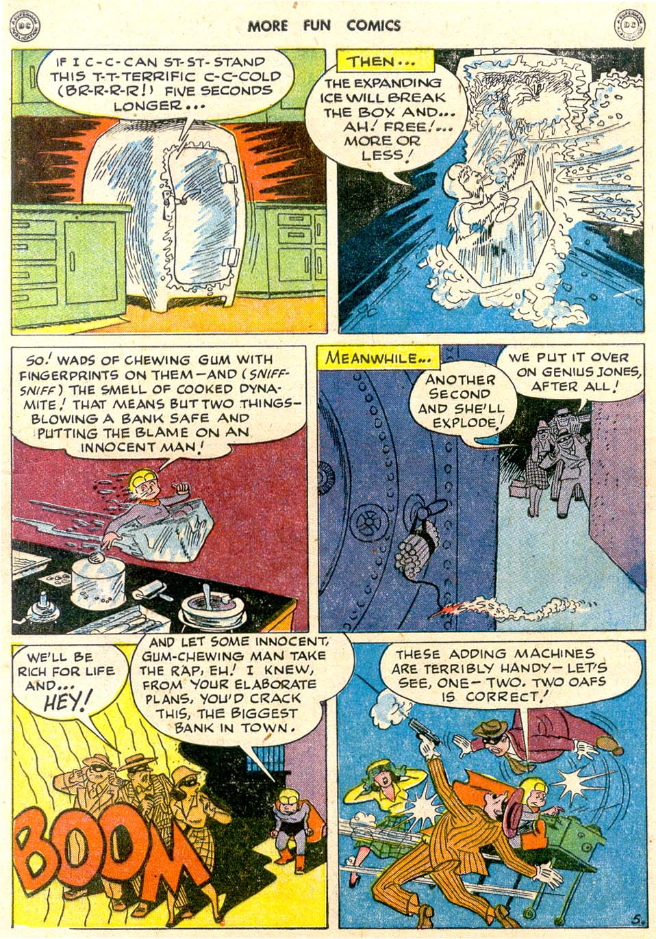 More Fun Comics issue 118 - Page 60