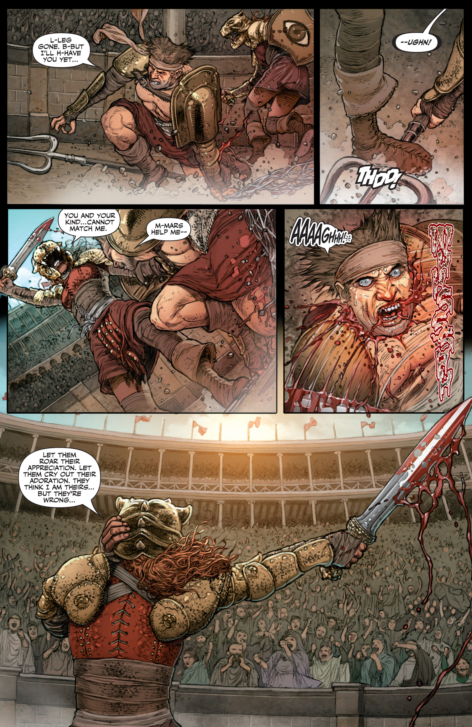 Read online Britannia: We Who Are About To Die comic -  Issue #1 - 26