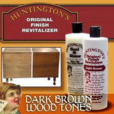 Huntingtons Original Finish Revitalizer Huntingtons