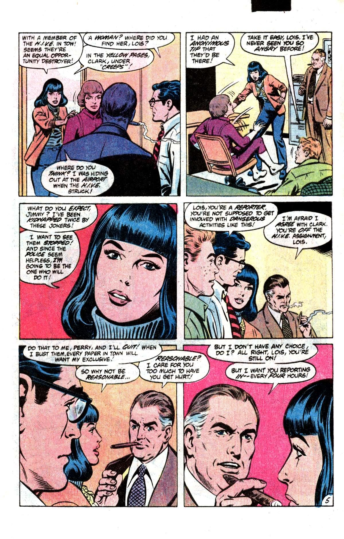 Action Comics (1938) 532 Page 5