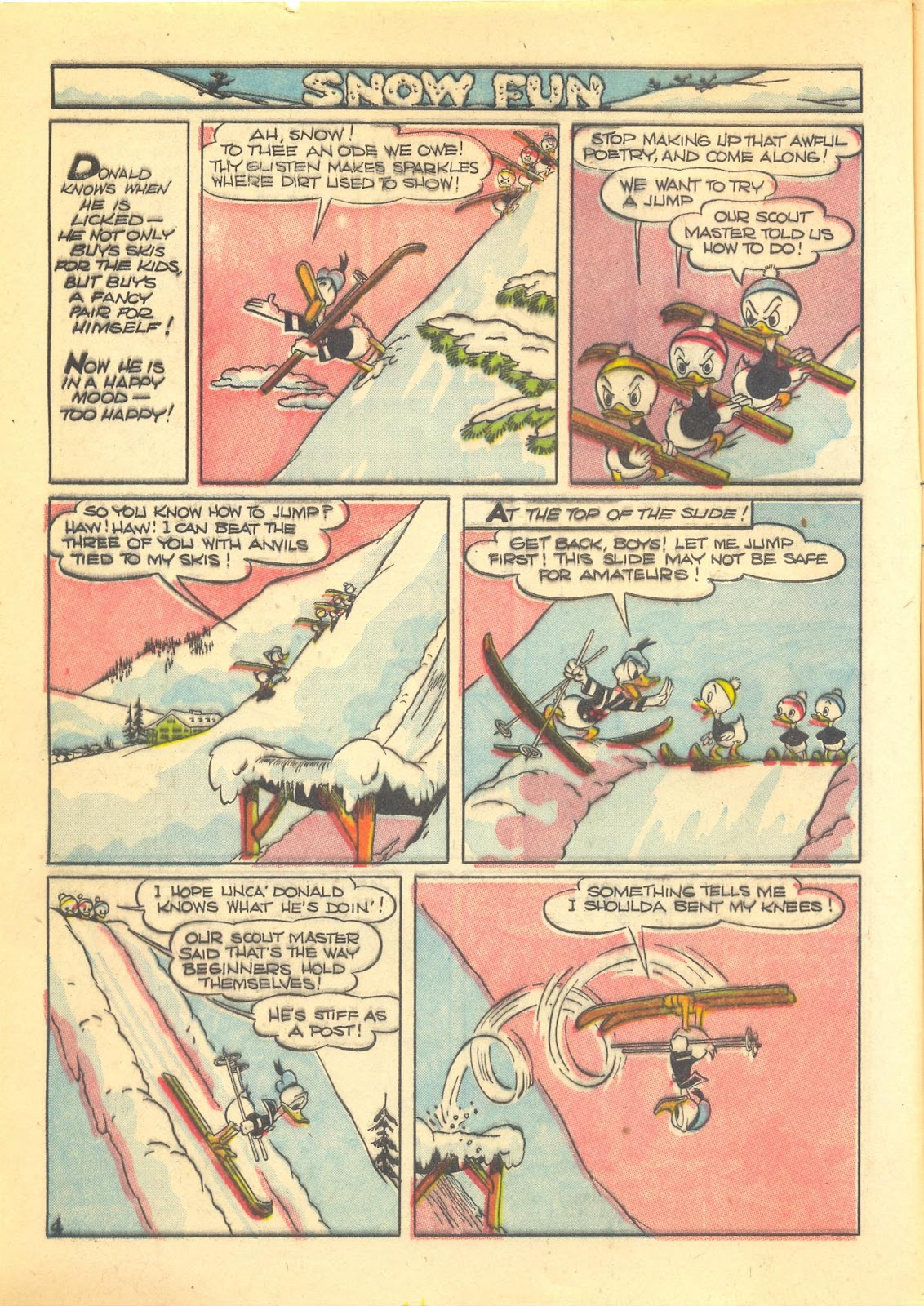 Walt Disney's Comics and Stories issue 40 - Page 6