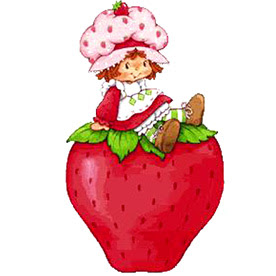 Strawberry Shortcake Character Cake Pictures