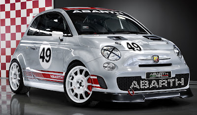 The US Fiat 500 Abarth   How much horsepower? Try 170hp