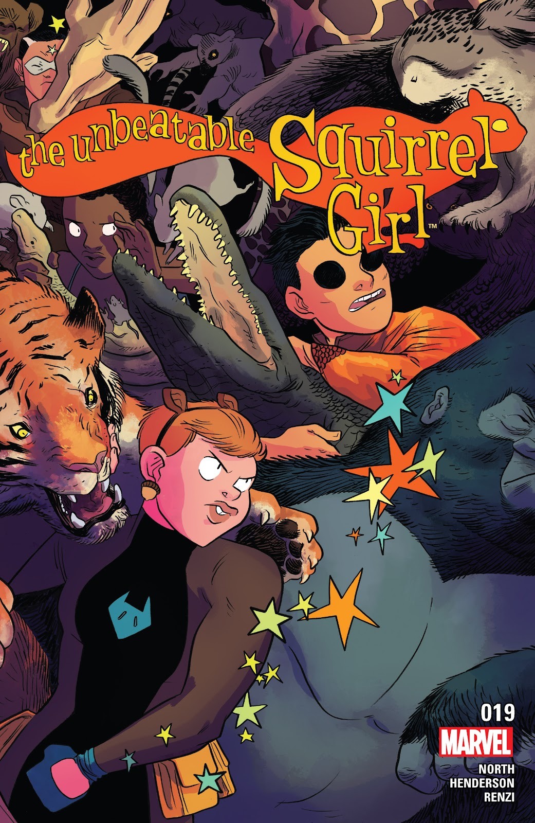 The Unbeatable Squirrel Girl issue 19 - Page 1