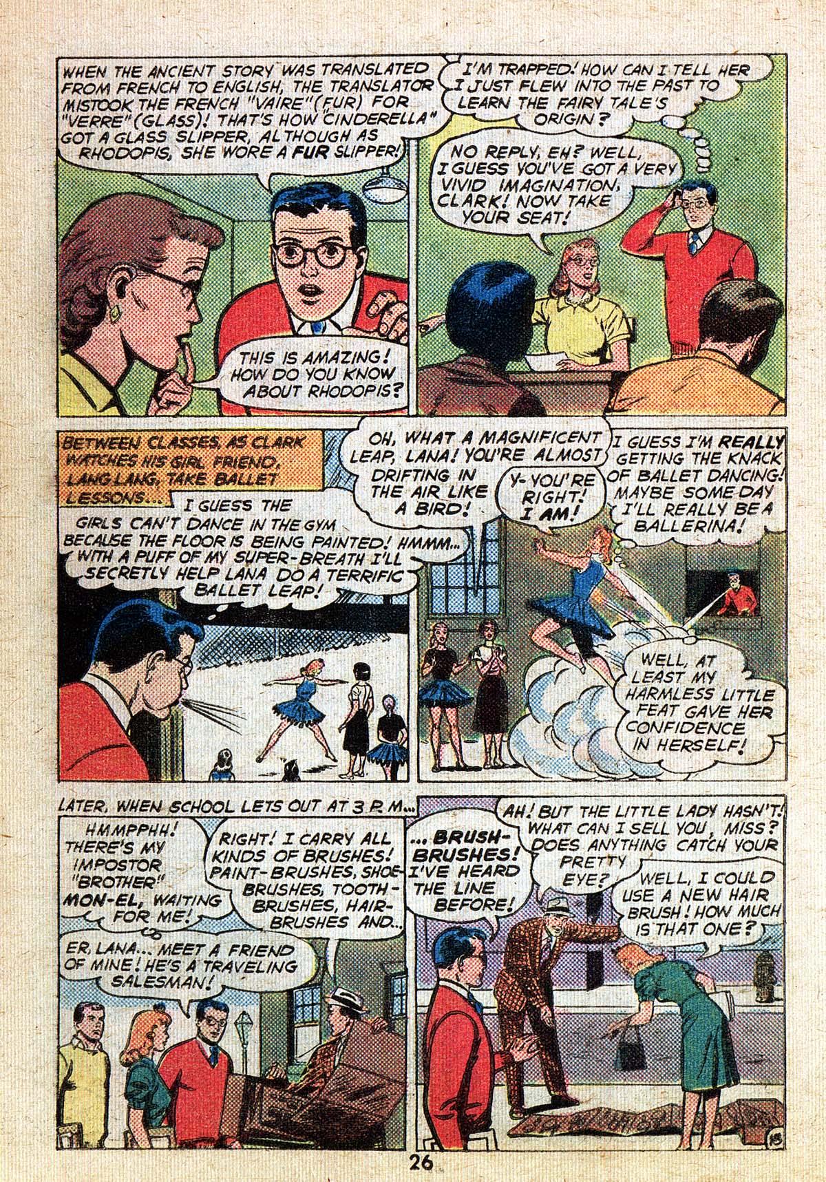 Read online Adventure Comics (1938) comic -  Issue #494 - 26