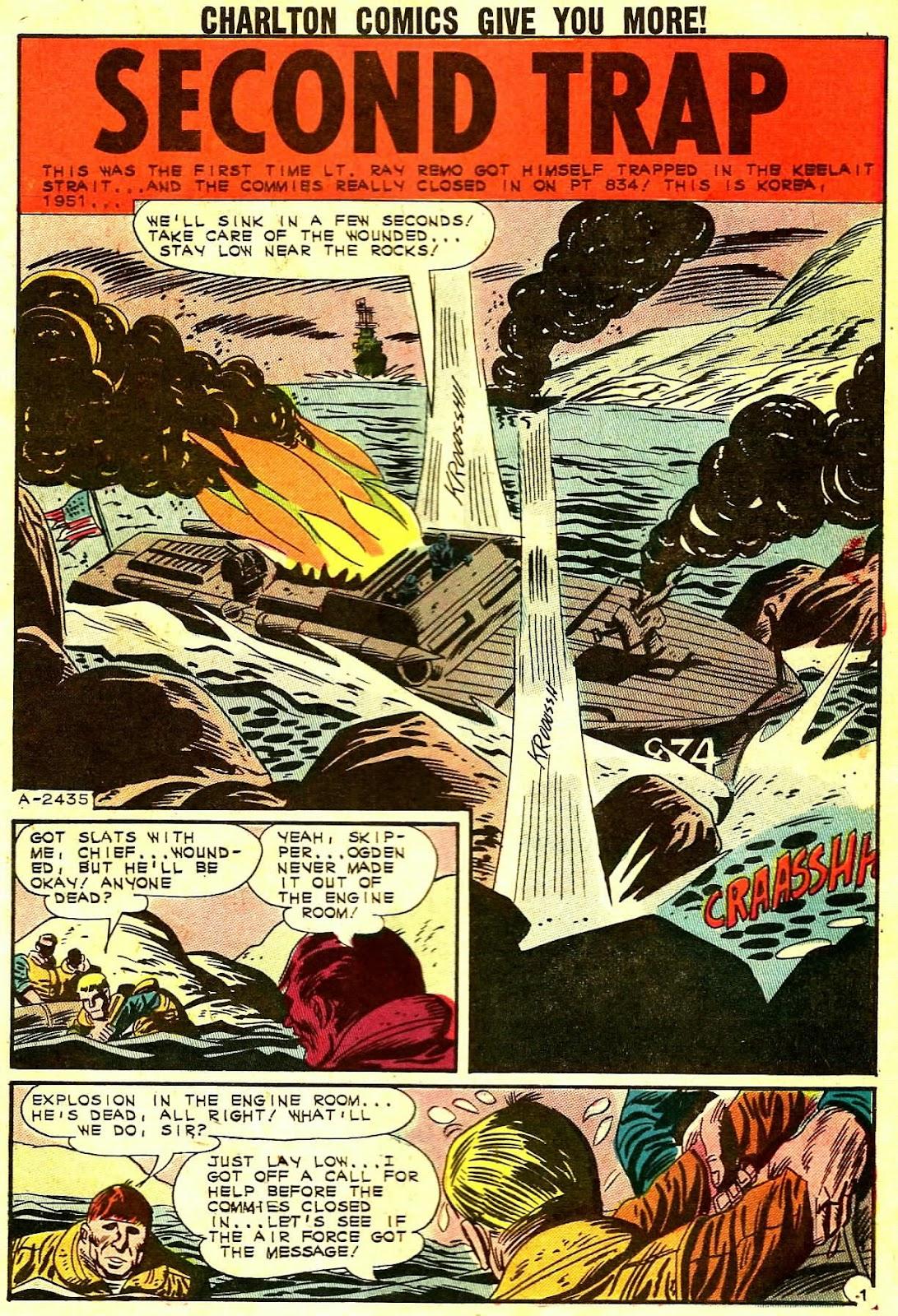 Read online Fightin' Navy comic -  Issue #109 - 3